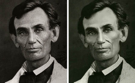 Lincoln Airbrushed